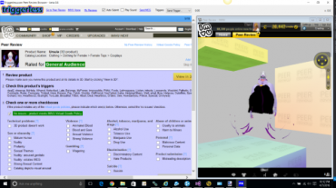 IMVU Peer Review Browser